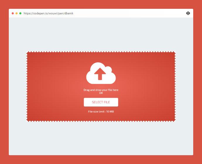 20 Best CSS & Javascript File Upload Examples – Bashooka