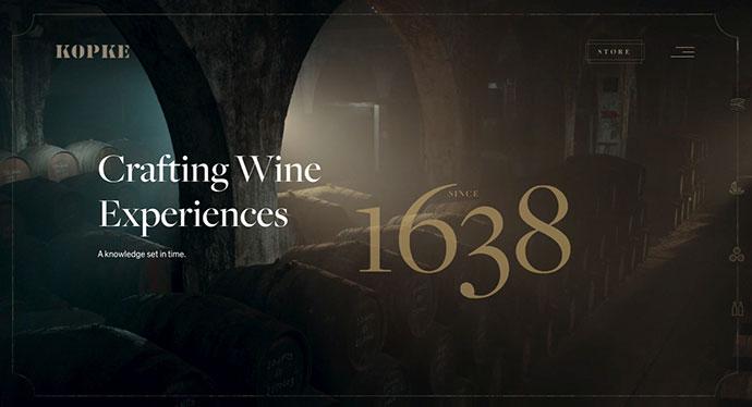 Kopke, since 1638.