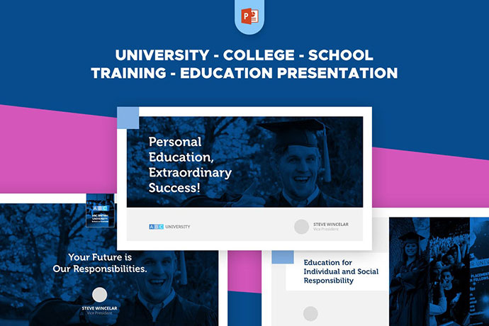 University School College Training Education PPT