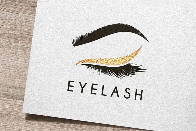 Eye Lash Logo