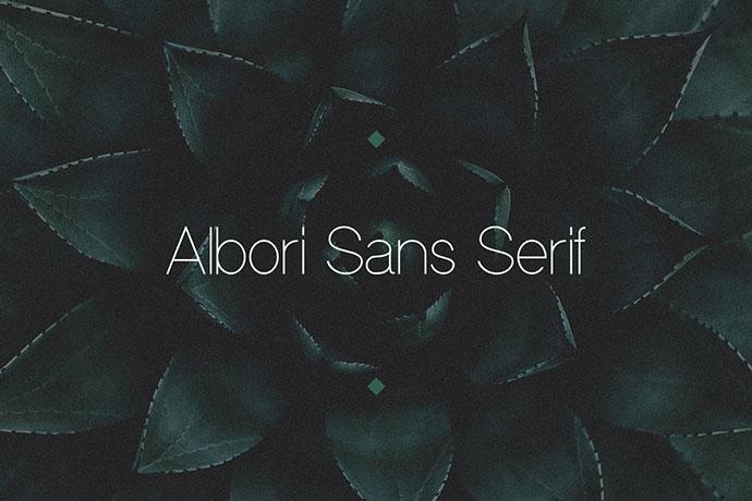 Albori Sans