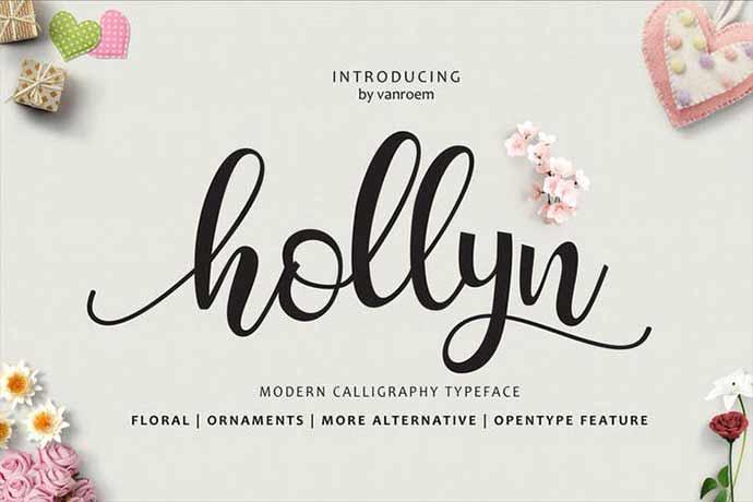 Hollyn Script