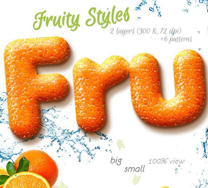 Fruity Styles
