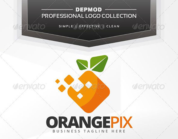 Orange Pix Logo