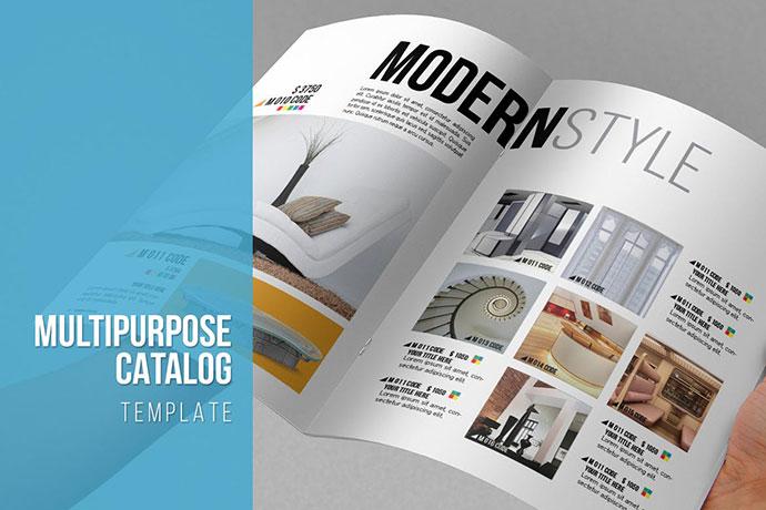Multipurpose Catalogs / Brochure