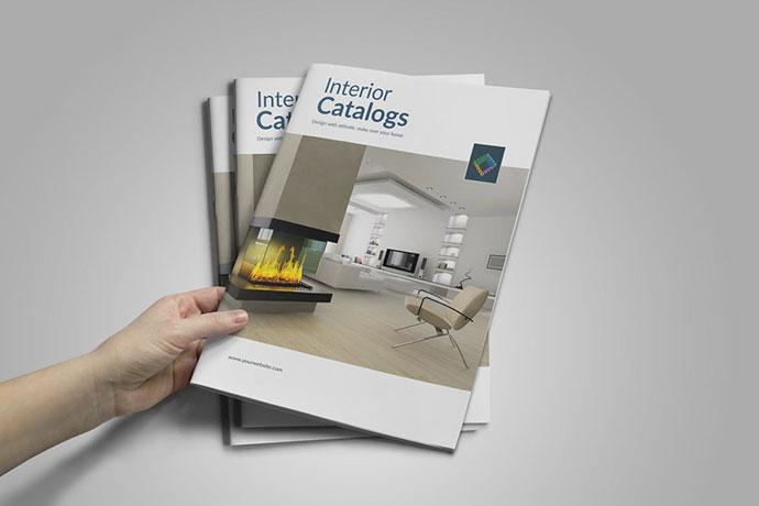 Interior Catalogs Brochure