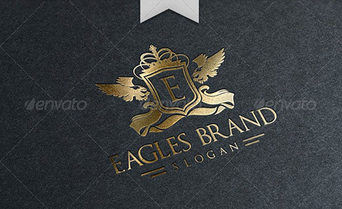 Eagles Brand Logo Template
