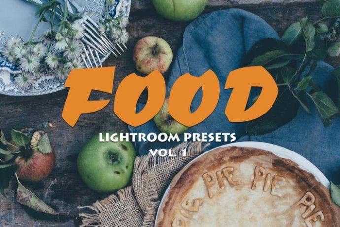 20 Food Lightroom Presets