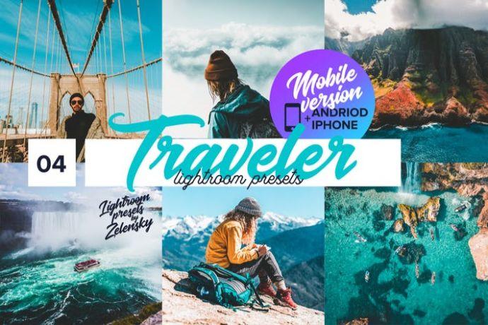 Traveler mobile  Lightroom Presets