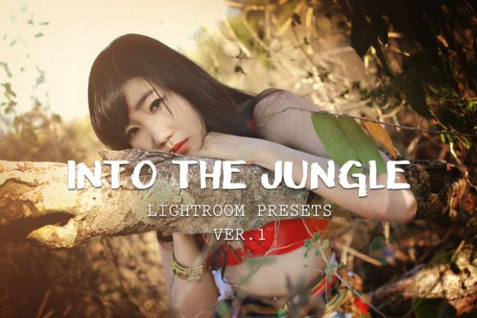 10 Into The Jungle Lightroom Presets