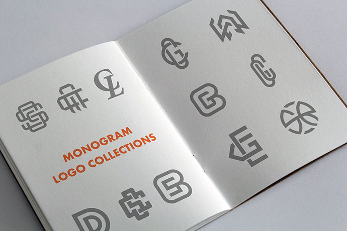 Monogram Logo Collections