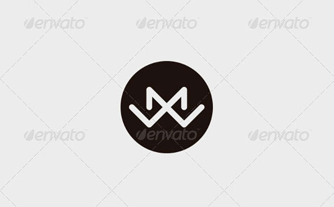 Matt Willis - M & W Letter Logo