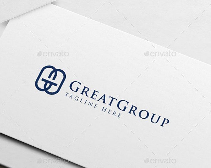 Great Fashion Brand - G / GG Logo