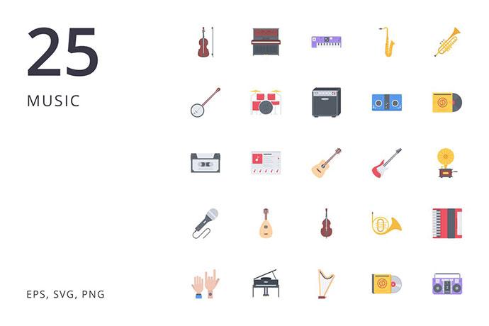 Music 25