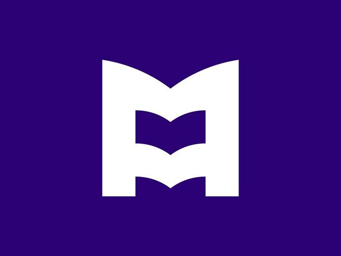 M + Book