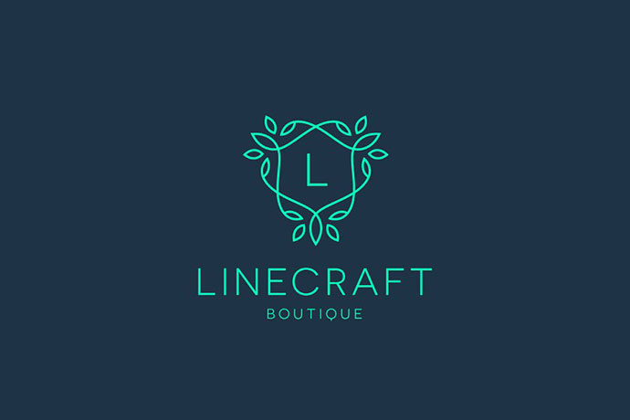 Linecraft Boutique Logo Bundle