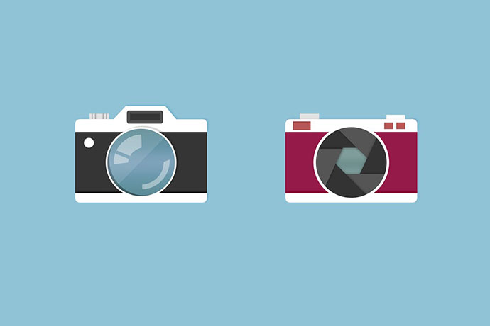 Funky Camera Icons