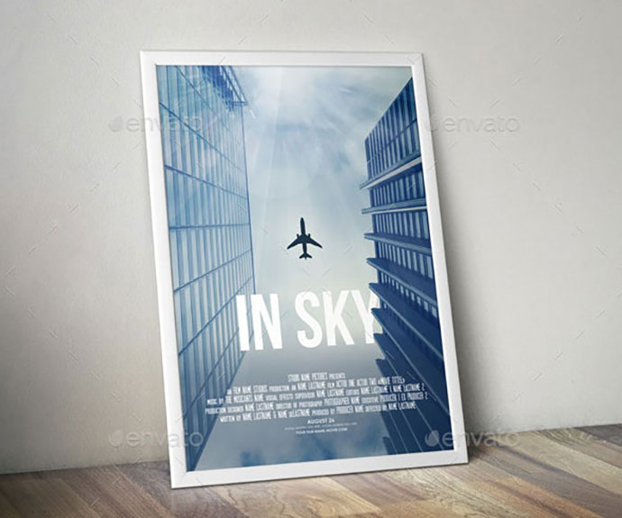 In Sky - Movie Poster