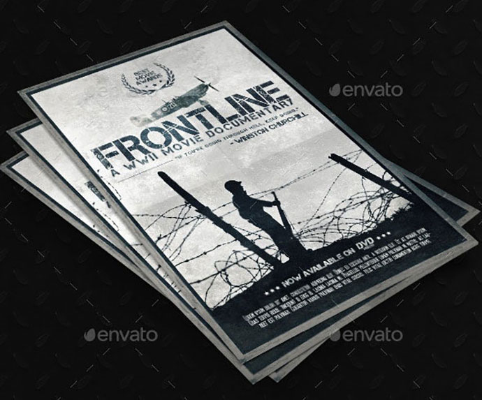 Frontline - Movie Poster