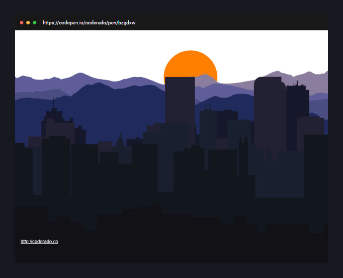 Coderado.co Denver Parallax Scrolling