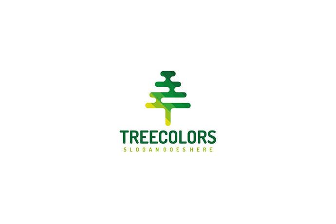 Mosaic Tree Logo
