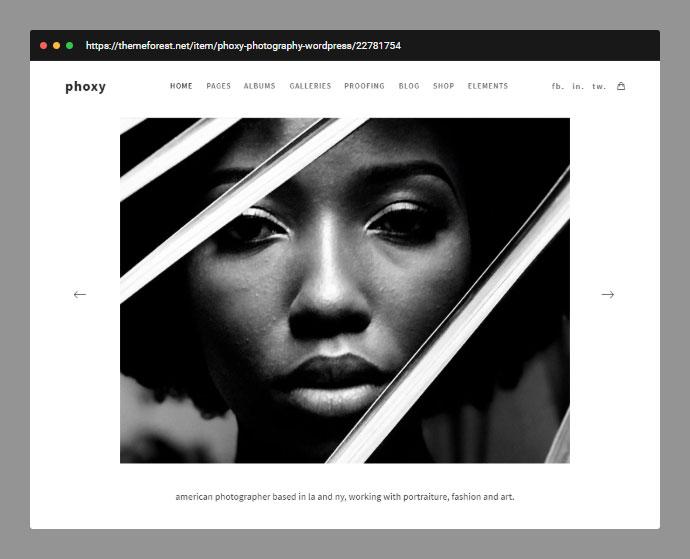 Photography Phoxy