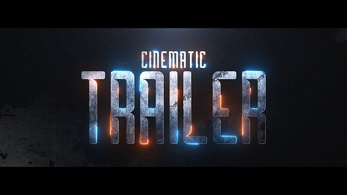 After Effects Tutorial: Cinematic Title Animation In After Effects