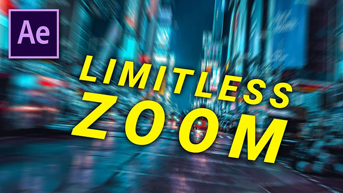 Super Easy Infinite Zoom