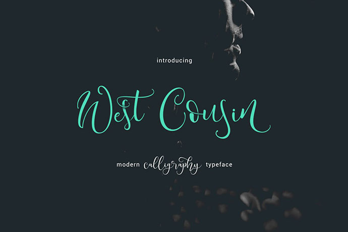 West Cousin Typeface