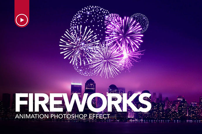 Fireworks Animation Photoshop Action