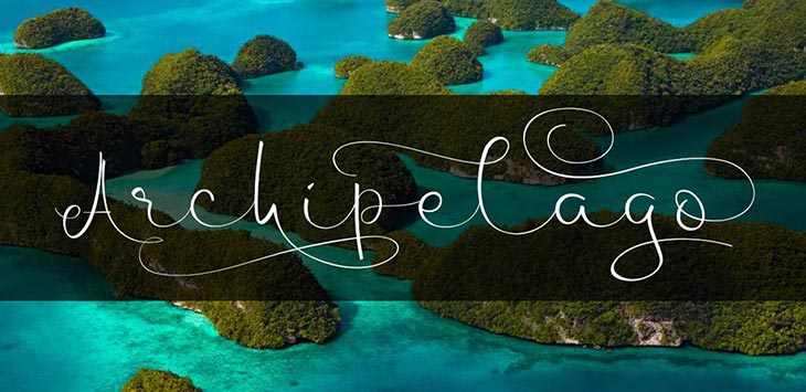 40 Cool Fonts for Travel Theme Designs