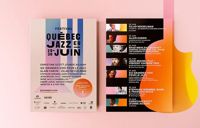 Festival Québec Jazz En Juin
