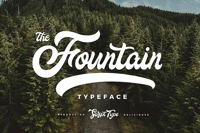 Fountain Type