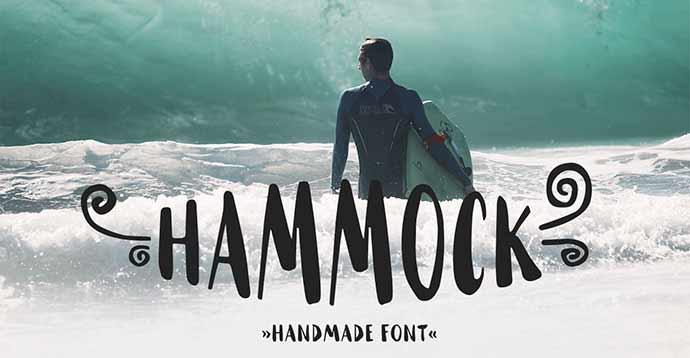 Hammock - Free Font