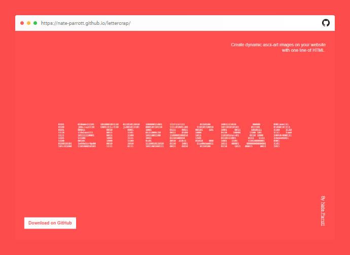 Lettercrap