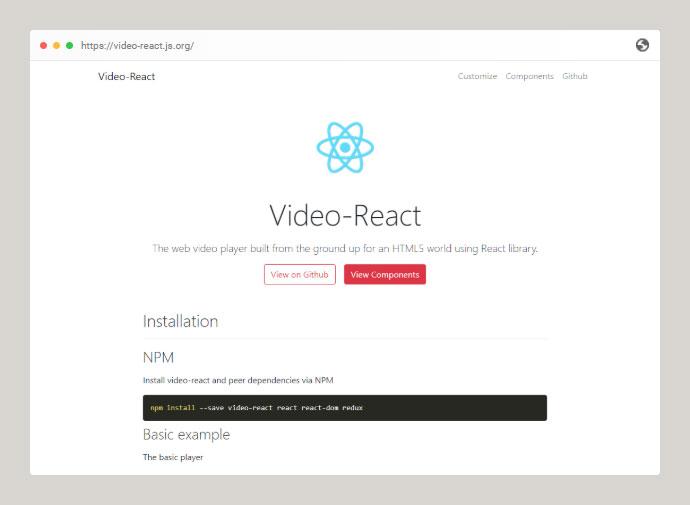 Video React