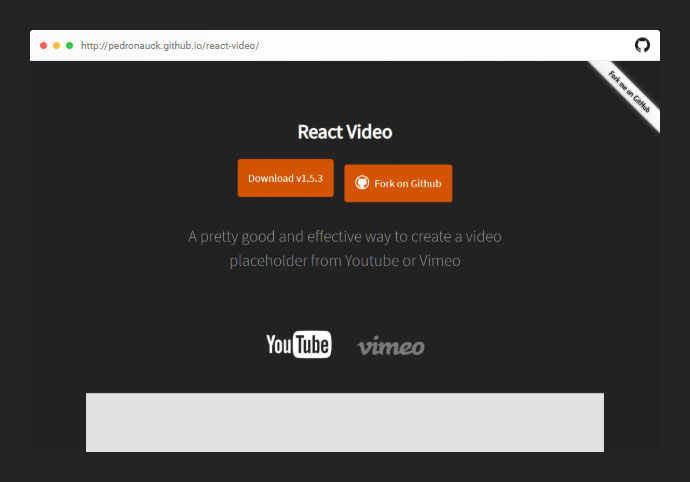 React Video