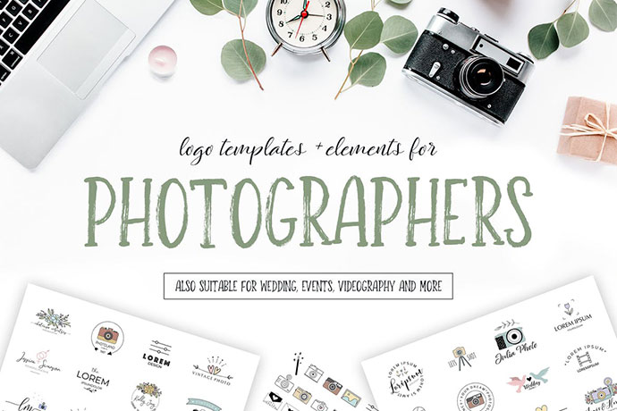 Photography Logo Pack