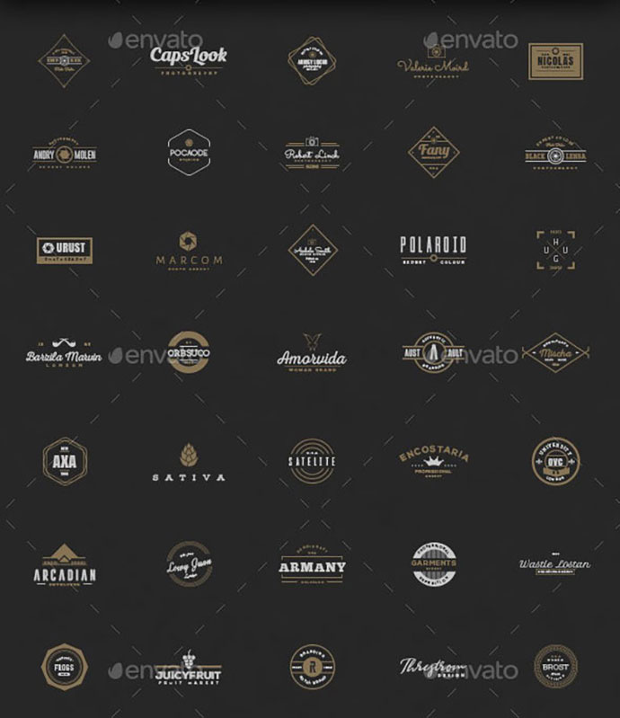 50 Authentic Logo