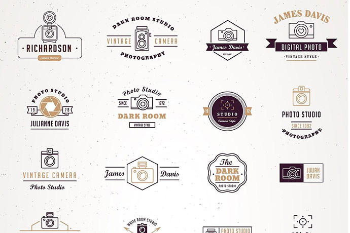 Photography Logo Bundle