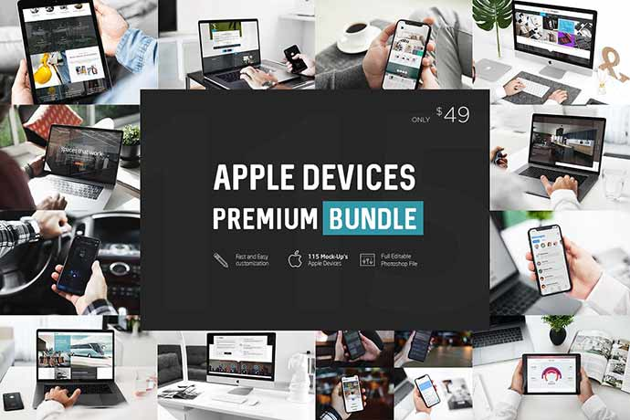 Apple Devices Premium Bundle