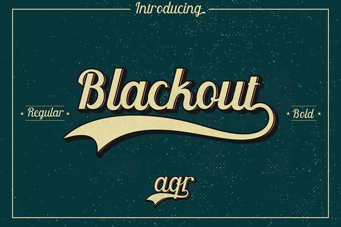 Blackout Script