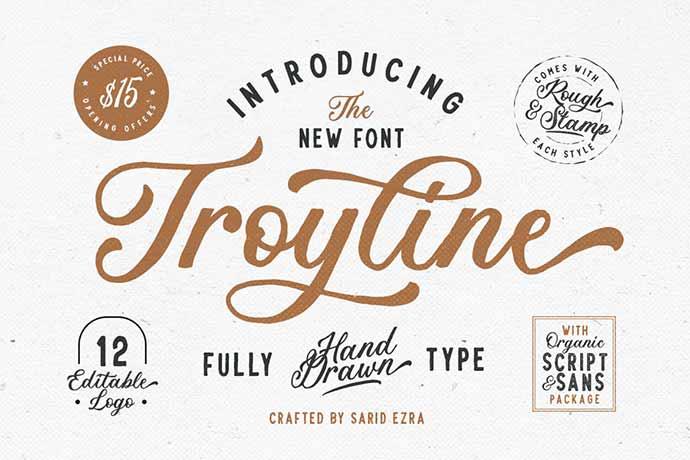 Troyline