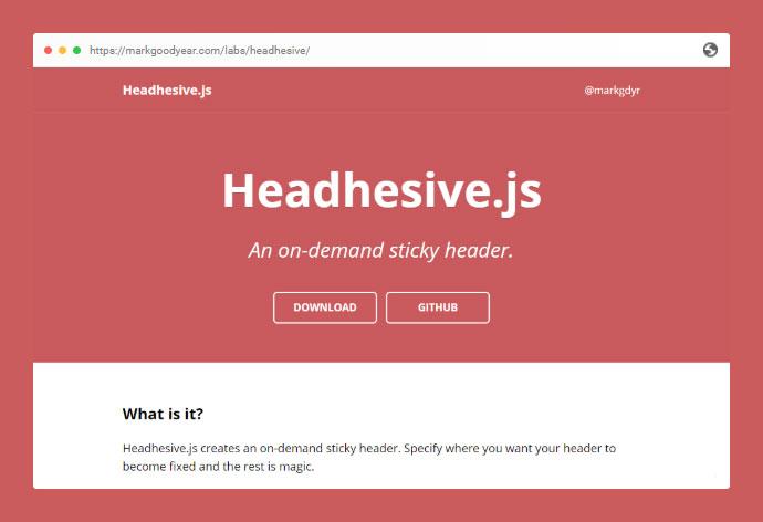 Headhesive.js