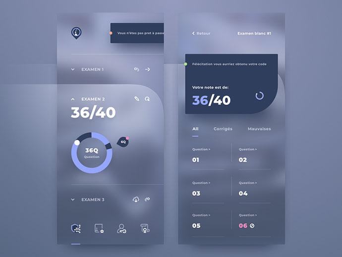 Mobile Ui Crypto Wallet