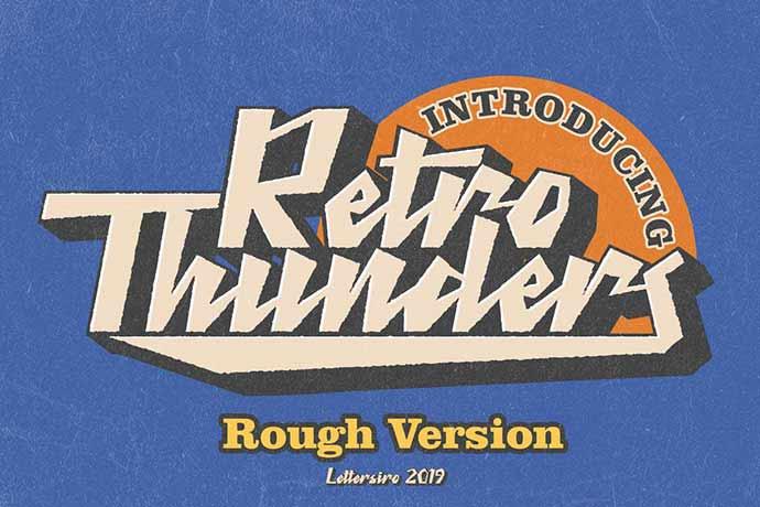 Retro Thunder