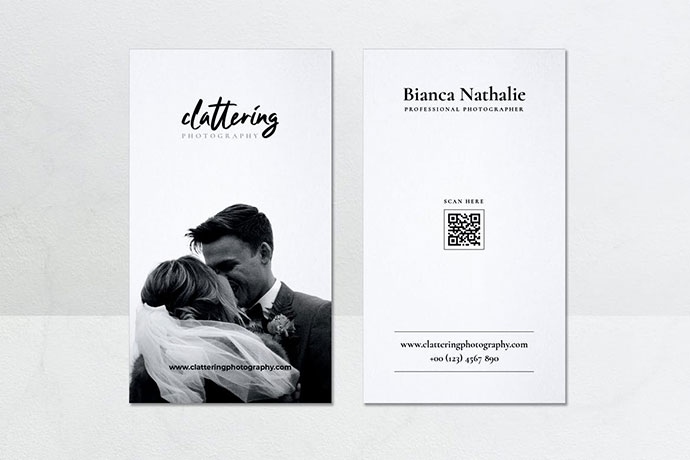Minimalist Business Card Vol.50