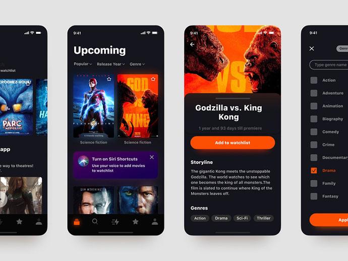 Upcoming App