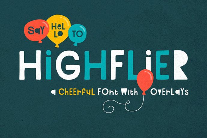 Highflier Font