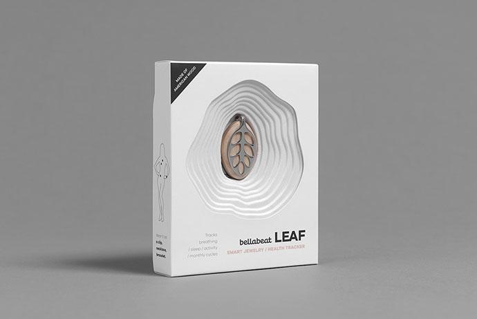 Bellabeat Leaf Packaging